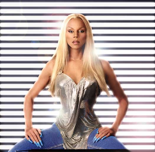 I love you Miss Ru!