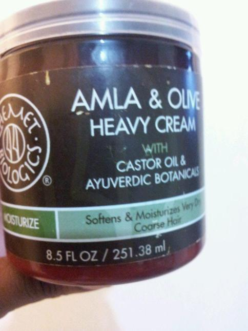 Amla heavy cream