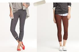 Leggings  stripe2