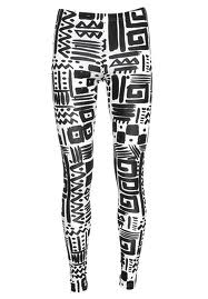 patterned leggings1