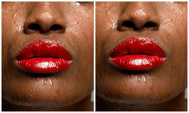 woman-sweating